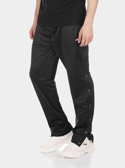 Мъжки спортен панталон NAOLIN с копчета - 1