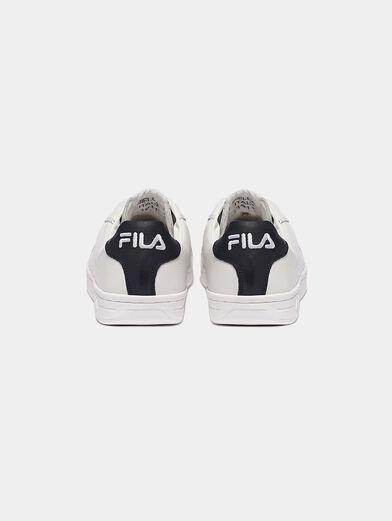 COURT PREMIUM White sneakers - 3
