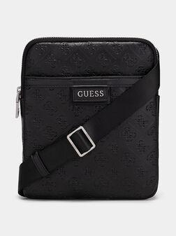 Кросбоди чанта VEZZOLA в черен цвят - 1