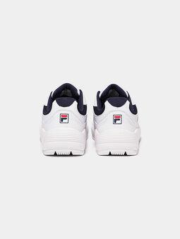 OVERTAKE Fully black sneakers  - 3