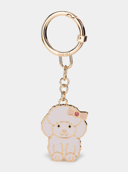Keyring with pendant - 1