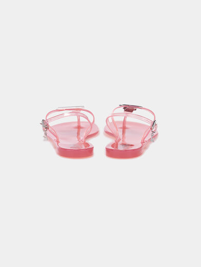 JELLY KARL IKONIC Sandals - 4