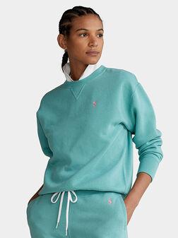 Sweatshirt with logo - 1