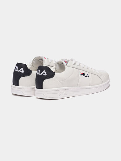 COURT PREMIUM White sneakers - 2