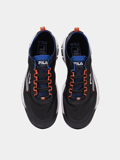 DISRUPTOR RUN Sneakers with colored accents - 6