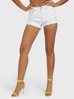 Къси дънкови панталони LINA - 1