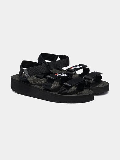 TOMAIA Black sandals - 2