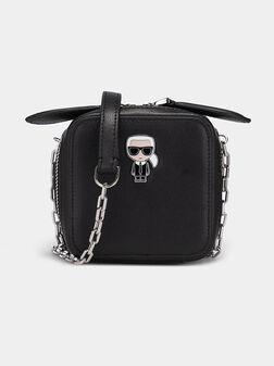 Crossbody bag with K/Ikonik logo - 1