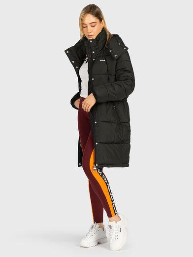TENDER Long puffer jacket  - 4