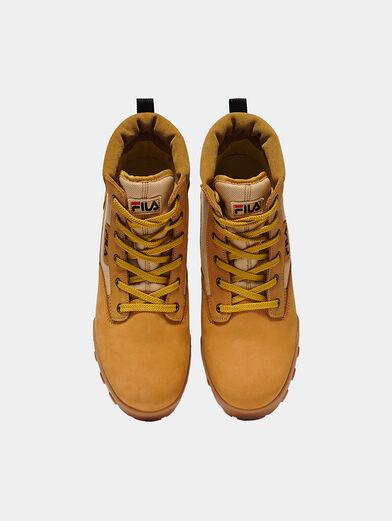 GRUNGE II Boots in beige - 6