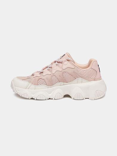 JAGGER Sneakers in pink - 4