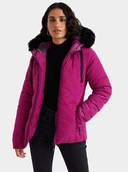 Padded jacket - 1