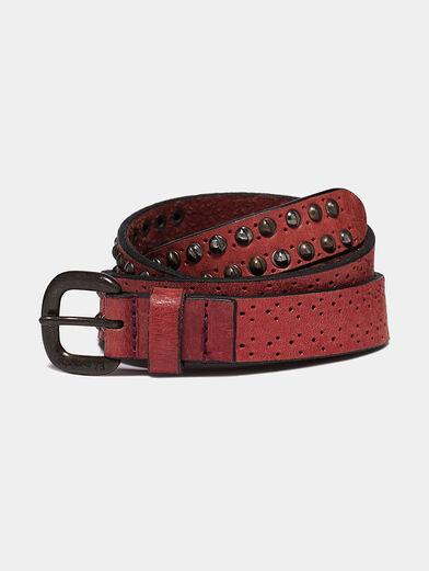 DEBBIE leather belt - 1
