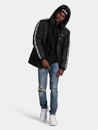 ORLANDO Padded jacket with hood - 2