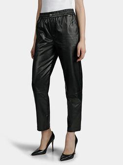 Кожен панталон MOIRA - 1