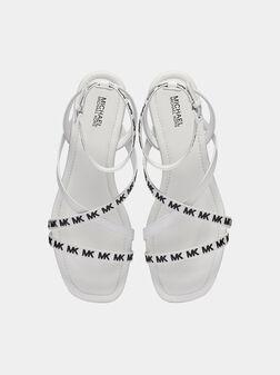TASHA Leather sandals - 1