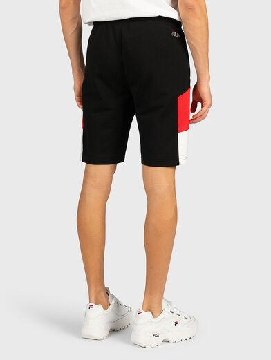 JUDA Shorts in black - 2