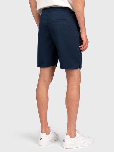 HYWEL Shorts in blue - 3