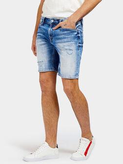 Къси дънкови панталони ANGELS  - 1