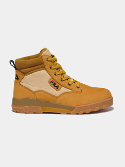 GRUNGE II Boots in beige - 1