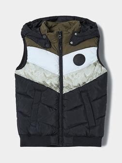 Подплатено яке без ръкави FRANKLIN - 1