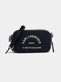 Черна чанта RUE ST-GUILLAUME - 1
