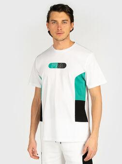 Тениска с лого JALEN  - 1