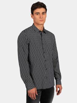 Printed shirt - 1