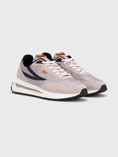 Black sneakers REGGIO - 2