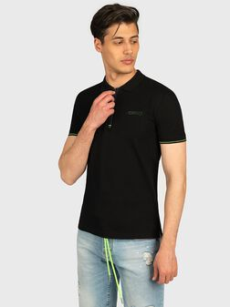 Polo-shirt with a zip - 1