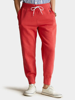 Спортен панталон с Pony лого - 1