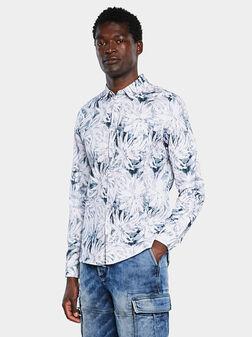 Риза от органичен памук ANGELO - 1