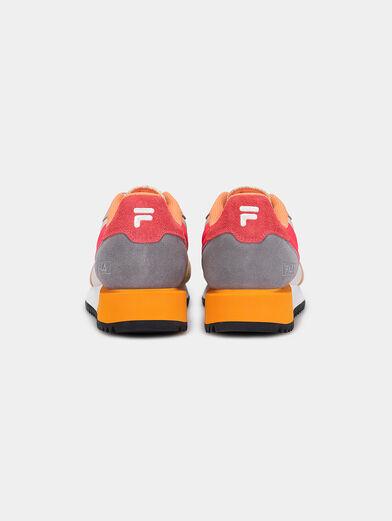 Retronique black sneakers - 4