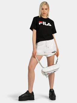 KIKU Shorts with sequins - 3