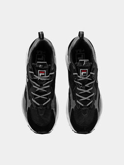RAY TRACER Black sneakers - 5