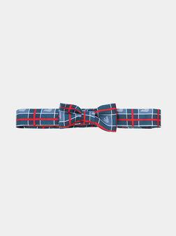 Bow tie in dark blue - 1