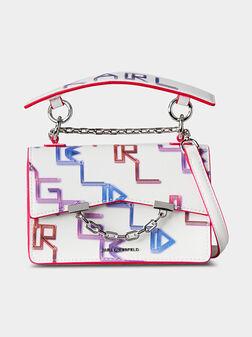 Кожена чанта K/KARL SEVEN - 1
