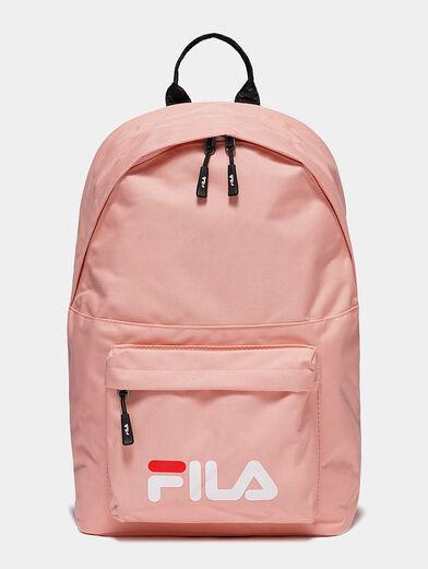 Black backpack - 1
