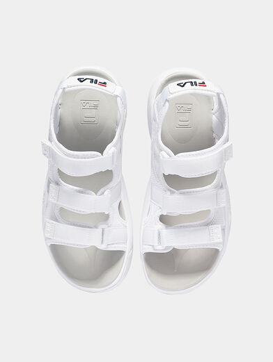 DISRUPTOR White sandals - 4
