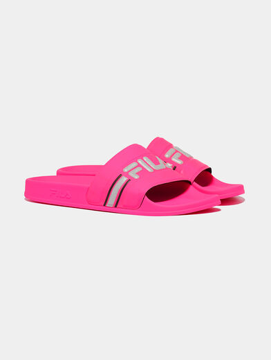 Slippers in fuxia - 2
