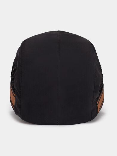 Black cap with logo - 2