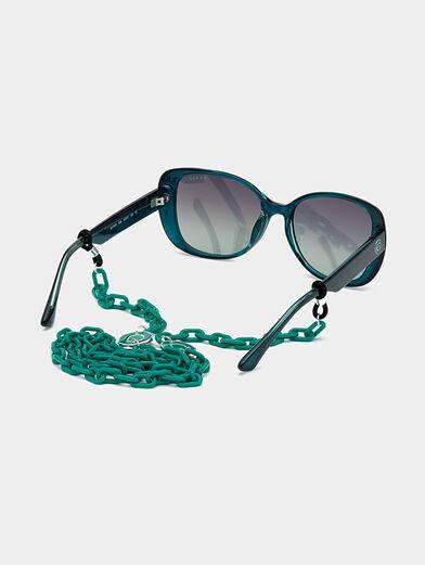 Green sunglasses - 5