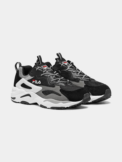RAY TRACER Black sneakers - 2