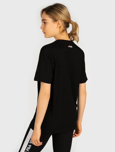 Unisex T-shirt with maxi logo - 6