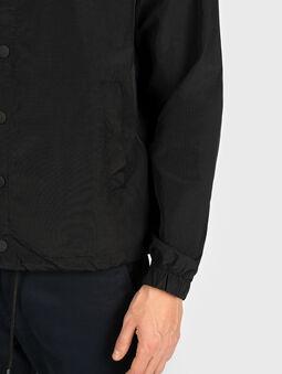 Jacket in black - 3