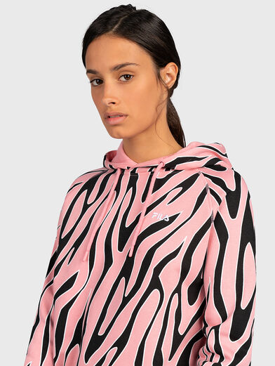 EMBLA Pink sweatshirt - 3