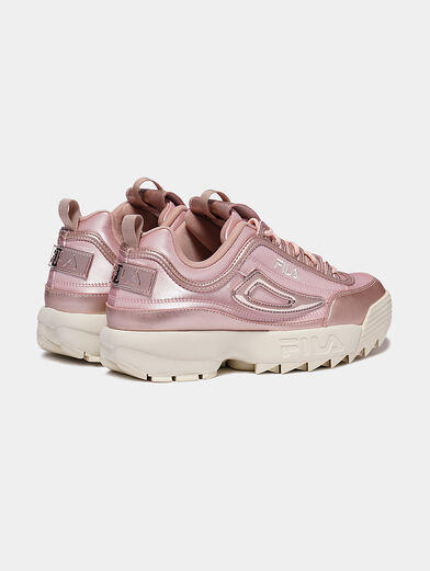 DISRUPTOR Sneakers with patent look details - 3