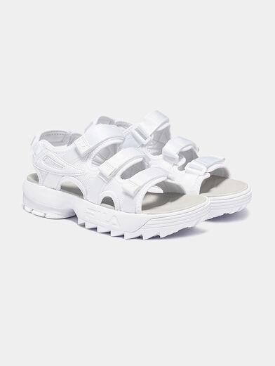 DISRUPTOR White sandals - 2