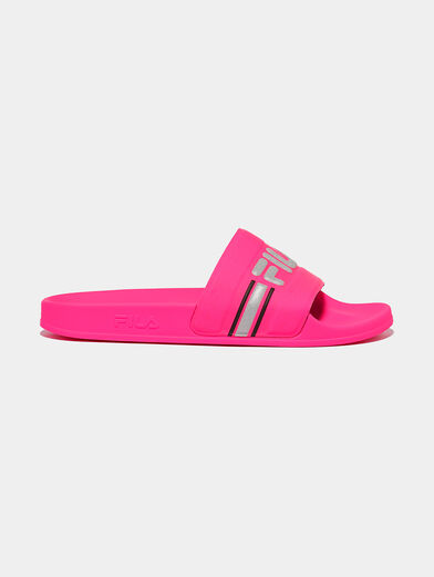 Slippers in fuxia - 1