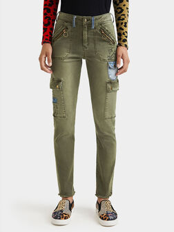 COBAIN trousers with side pockets - 1